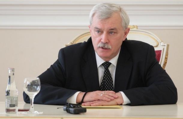 Полтавченко предложил выкупить землю на улице Мира у инвестора под сквер