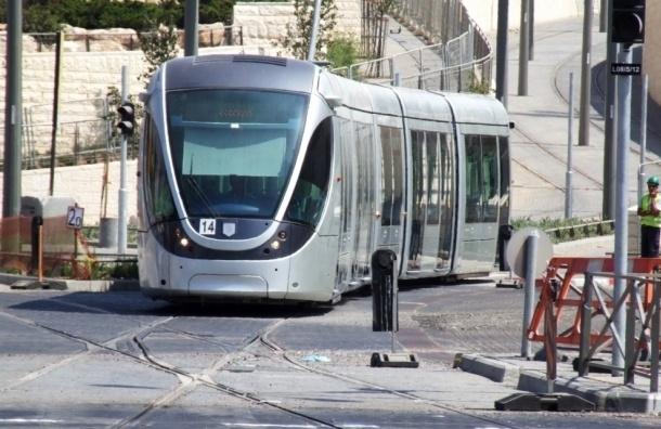 Строительство линии скоростного трамвая от Купчино до Пулково оценили в 14,7 млрд рублей