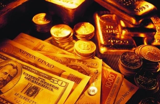 Стоимость рубля на открытии торгов упала