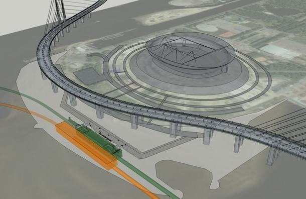 Станцию «Новокрестовская» начнут строить в июне 2015 года