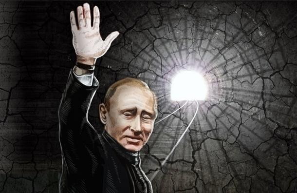 Революция, застой и еще три сценария для Владимира Путина