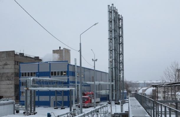 «Газпром» реконструирует котельные  в Петербурге