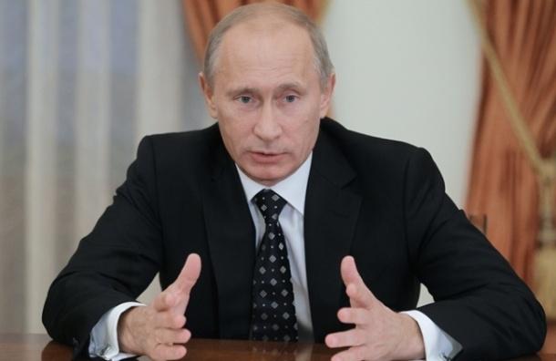 8 декабря состоится рабочая поездка Владимира Путина в Петербург
