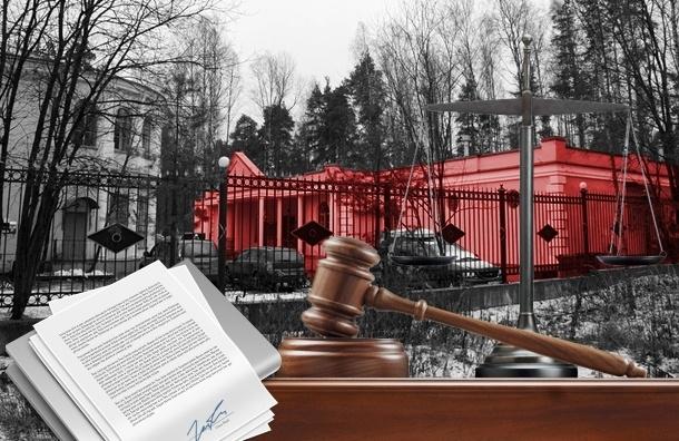 В парке «Сосновка» «легализуют» одноэтажный самострой