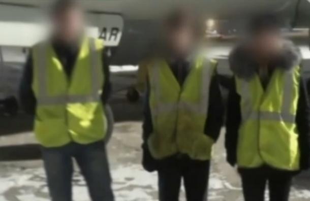 Подростки, пробравшиеся на летное поле «Пулково», отделаются штрафом