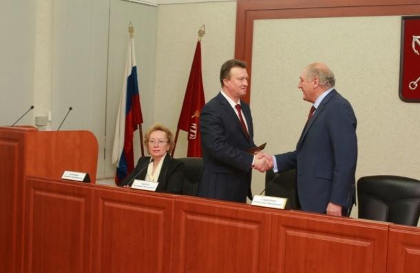 Георгий Полтавченко назначил новых глав трех районов