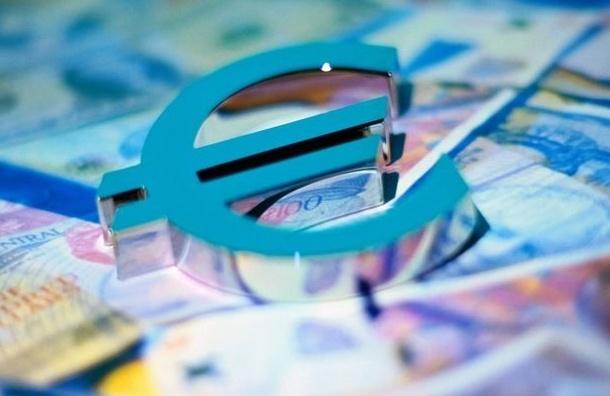 Курс евро на бирже достиг 100 рублей