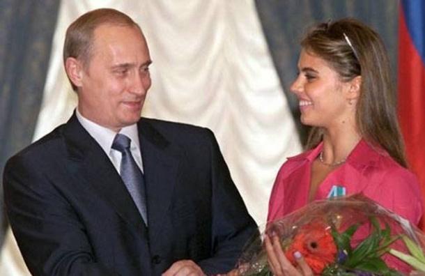 Путин о личной жизни: «Все в порядке»