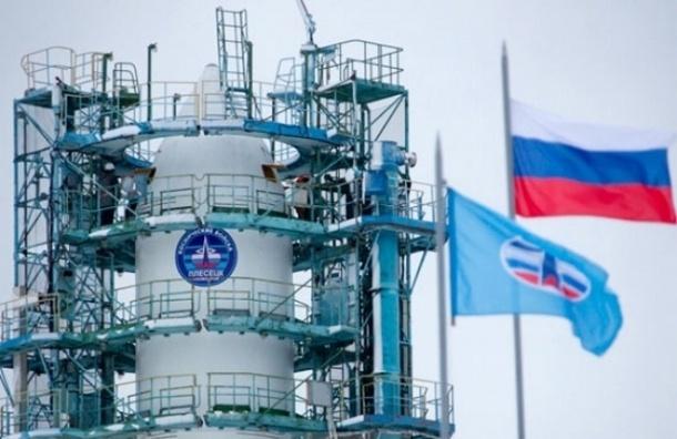 С космодрома «Плесецк» стартовала ракета-носитель «Союз-2.1б» со спутником связи