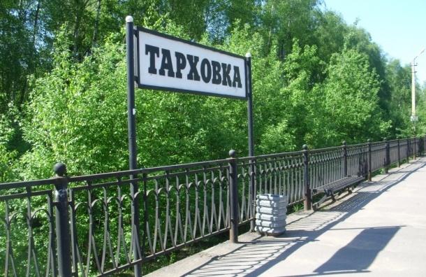 Станция Тарховка будет реконструирована за 1,3 млн рублей
