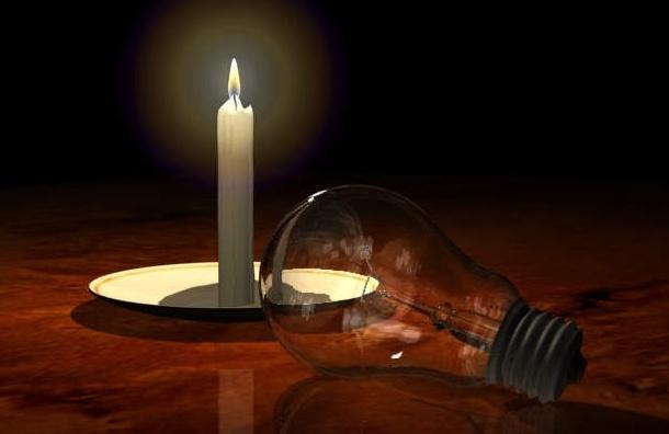 Жители Красносельского района остались без электричества