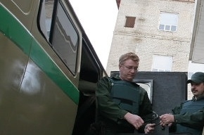 В Петербурге инкассаторов хотели ограбить при помощи топора
