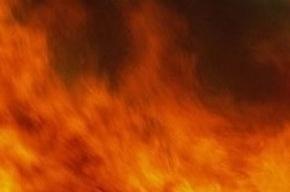 В Махачкале пожар: горит крыша здания УФСБ Дагестана