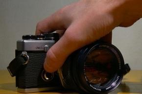 Таксист украл у пассажира «Пулково» фототехнику на 115 тысяч