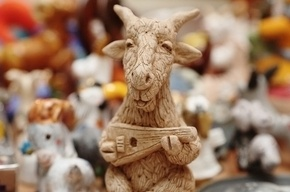 В Петергофе открывается выставка «Рога и копыта»