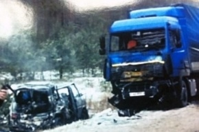 Двое погибли в аварии на трассе Петербург – Киев