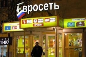 «Евросеть» ограбили в Невском районе