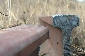 Трое мужчин хотели украсть железнодорожные рельсы с территории тепловой электростанции
