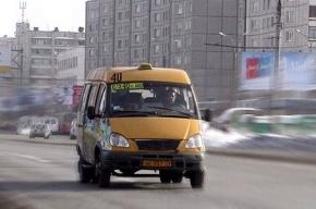В Красносельском районе конфликт в маршрутке закончился разборками с поножовщиной