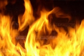 Производство корпусов для лодок горело на Большом Смоленском проспекте