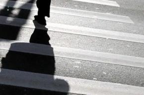 14-летнюю девочку сбили в Адмиралтейском районе