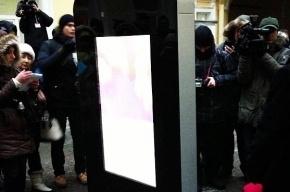За Петербургский памятник «Стиву Джобсу» предложили 10 млн рублей