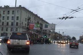 Очередная авария с участием маршрутного такси произошла в Калининском районе