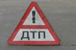 На проспекте Металлистов пешеход попал под колеса маршрутки