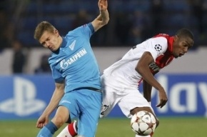 «Зенит» выбыл из Лиги чемпионов