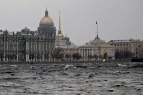 Завтра в Петербурге ожидается сильный ветер