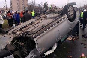 Одна из пострадавших студенток в Пушкине скончалась