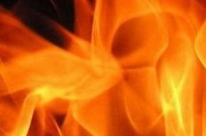 На 3-й Красноармейской горела столовая