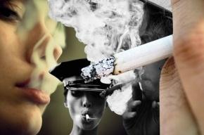 Антитабачный закон не сократил число курящих в Петербурге