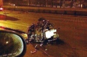 В аварии на Сортировочном мосту погибли два человека