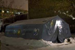 «Ночлежка» в Петербурге открыла пункт обогрева для бездомных