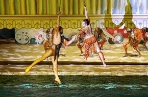 Новое шоу на воде для детей и взрослых «СТРАНА СНОВ»