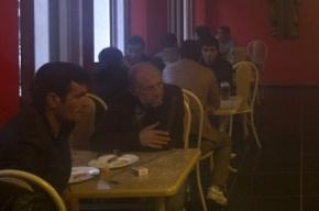 Два выходца из Средней Азии ограбили посетителя кафе в Колпино