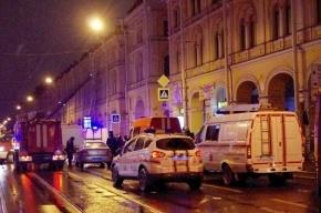 В ресторане на Садовой улице пожар тушили почти 30 пожарных расчетов