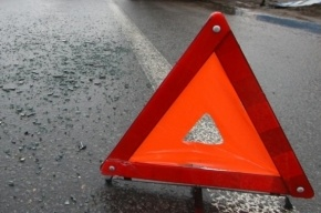 В ДТП в Пушкине пострадали семь человек