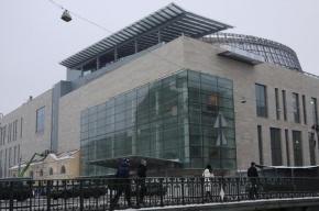 В Мариинском театре рухнули 80-киллограмовые жалюзи
