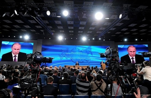 Президент России: «Дворцовых переворотов у нас быть не может»
