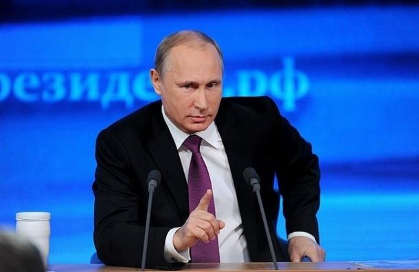 Путин: «Россияне участвуют в боевых действиях на Востоке Украины по зову сердца»