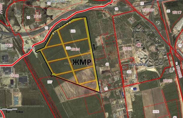 Жители Шушар отклонили проект новой масштабной застройки