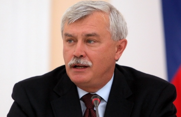 В Санкт-Петербурге не будут вводить торговый сбор в 2015 году