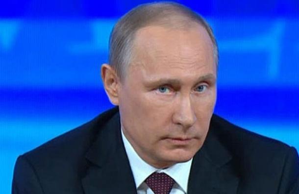 Путин: «Кризис может продлиться около двух лет»