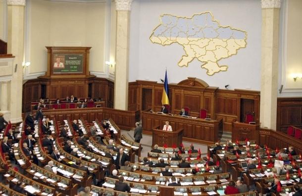Верховная Рада рассмотрит вопрос выхода Украины из состава СНГ