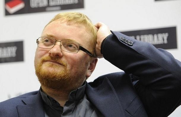 Виталий Милонов предложил назвать улицу в честь Кадырова