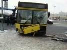 Фоторепортаж: «ДТП с автобусом 27.01.15»