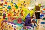 Дом раскраска: Фоторепортаж