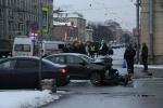 Авария на Стачек: Фоторепортаж